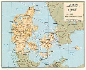 293px-Denmark_Map