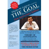 Book cover: Eli Goldratt's The Goal