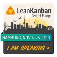 Speaking at Lean Kanban Central Europe 2013